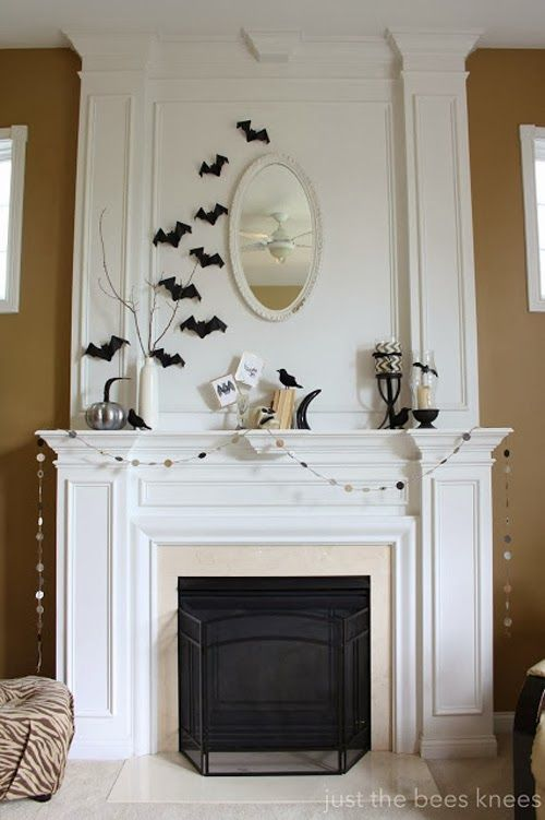 Ideas de decoración para Halloween / Idéias de decoração para Halloween #halloween decor