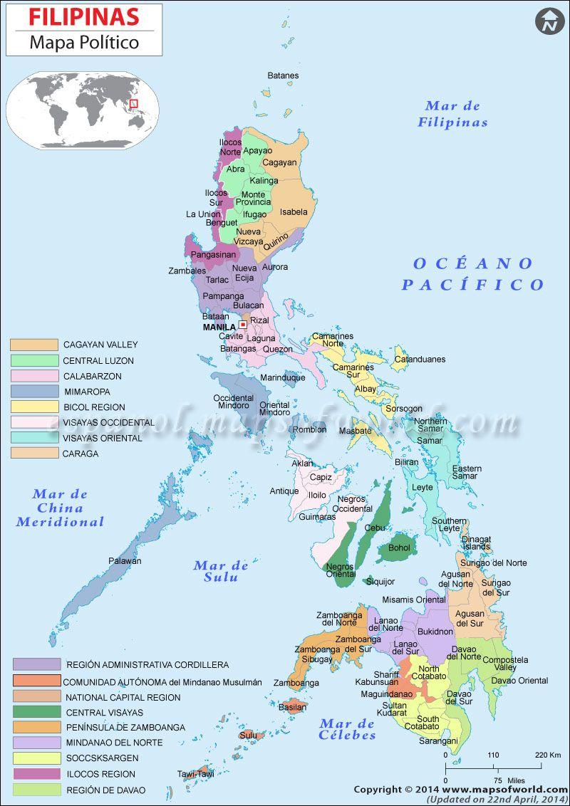 filipinas mapa Filipinas Mapa   Philippines, Asia and Pearl harbor filipinas mapa