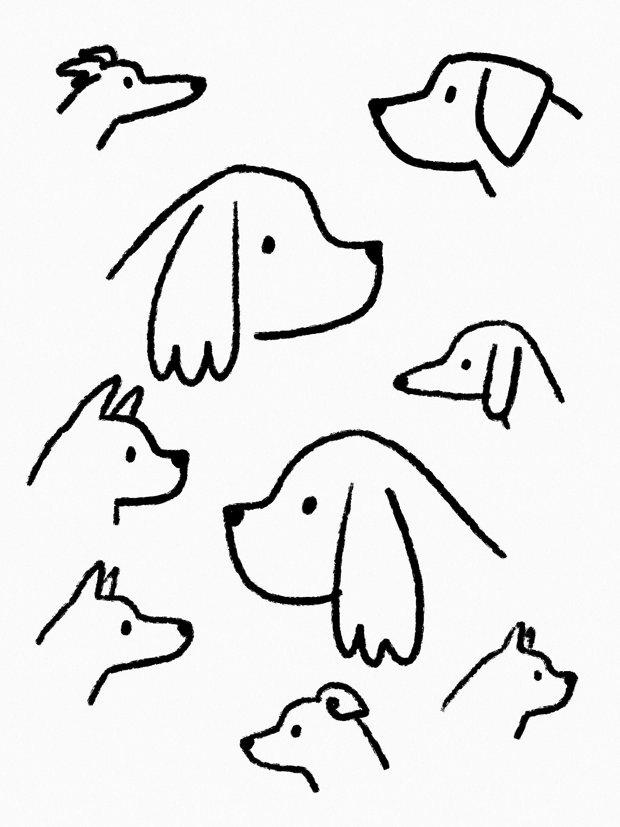Artsyautumn Illustration Pinterest Drawings Dog