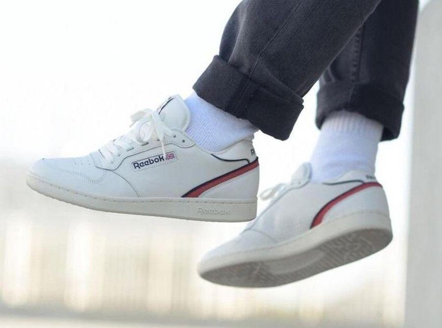 efafc5770395 Vous voulez acheter la chaussure Reebok ACT 300 MU Chalk Excellent Red Navy  (prix