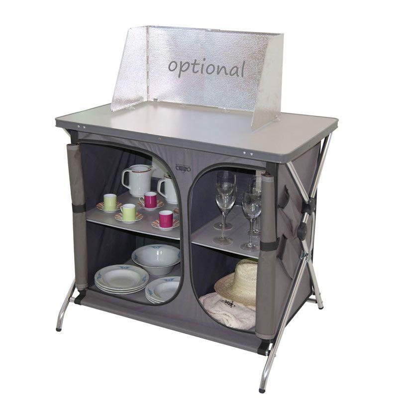 Crespo Mod Al 105 Cocina Kitchen Cocina De Aluminio Sistema De