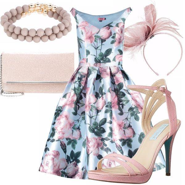 taglia 40 7ea59 a90fd Scopri l'outfit donna Cocktail dress, ideato per te con i ...