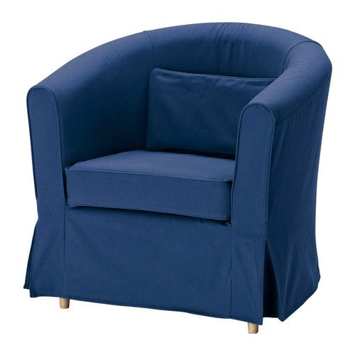 EKTORP TULLSTA Chair Cover IKEA The Cover Is Easy To Keep Clean As It Is  Removable And Can Be Machine Washed.