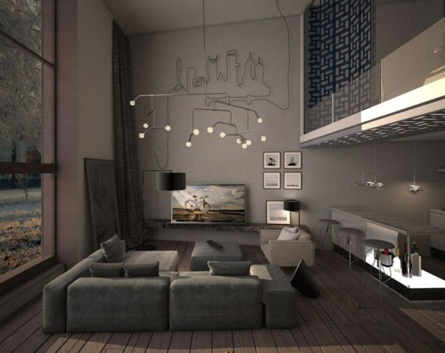 Aménagement salon pour une atmosphère accueillante Salons
