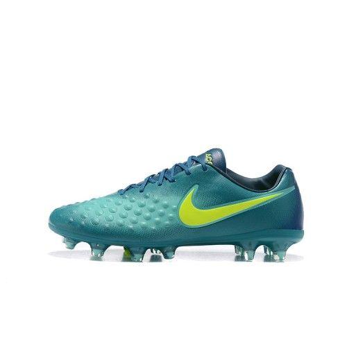 new concept d4308 1751d Good Nike Magista Orden II FG Mens Blue Football Boots
