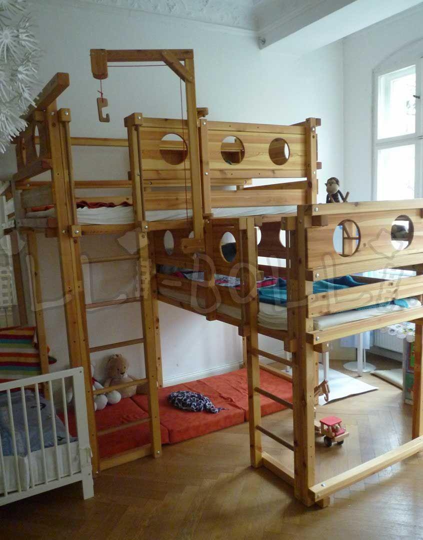 Both Up Beds Etagenbett Blockhausmobel Bett Ideen