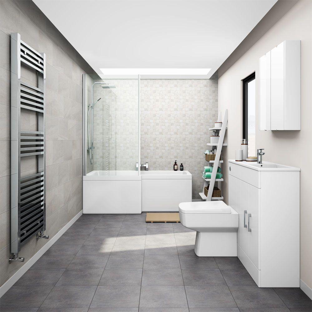 Cello Family Bathroom Suite | Family bathroom, Cello and Contemporary