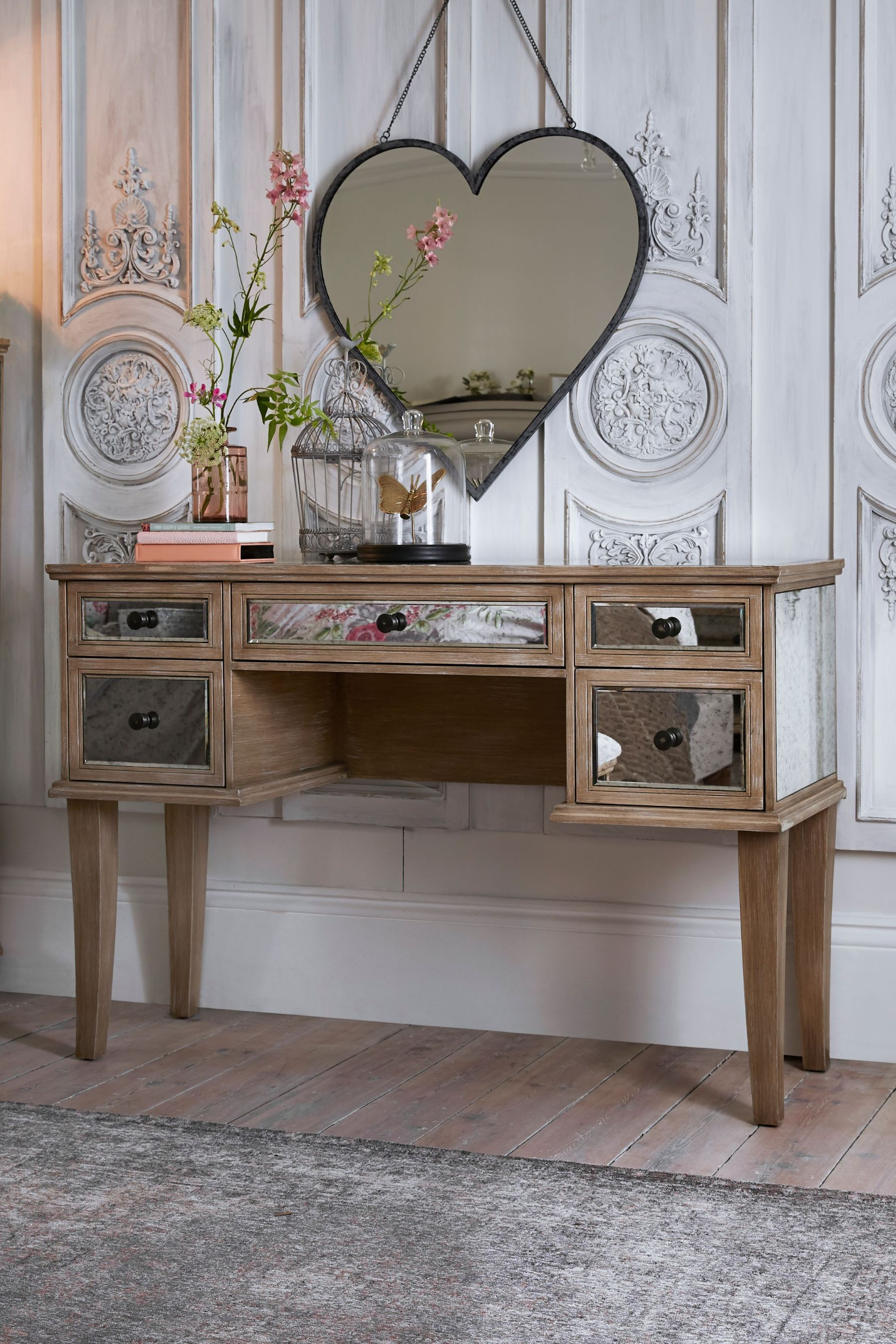 next amberley dressing table silver in 2019 products cabinet rh pinterest com