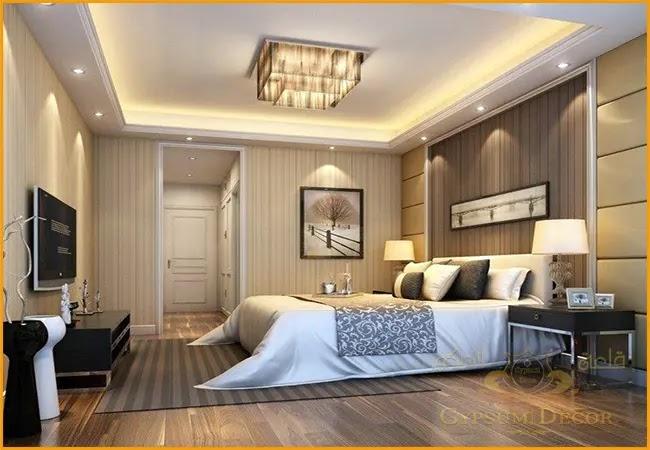 ديكورات غرف نوم مودرن Modern Bedroom Design Modern Master Bedroom Interior Design Bedroom