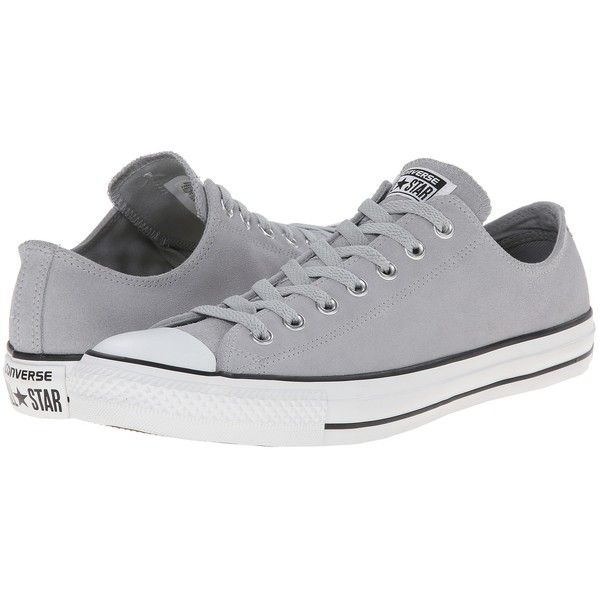 69a2a2bfc8c3 Converse Chuck Taylor All Star Suede OX Classic Shoes