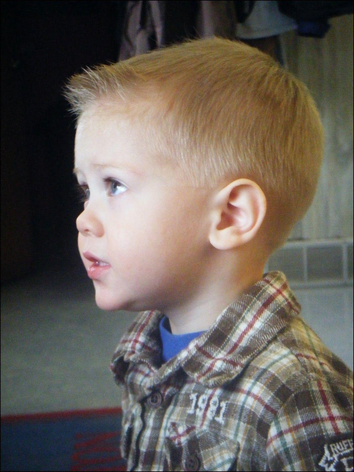 Year Old Haircut  Jace  Pinterest  Toddler boy haircuts Hair
