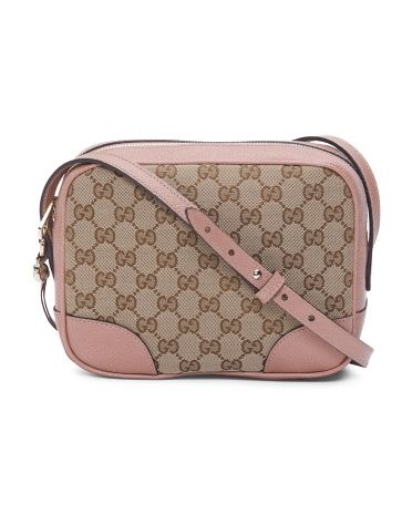 87d1dfe26 Made+In+Italy+Bree+Canvas+Shoulder+Bag | handbags in 2019 | Gucci ...