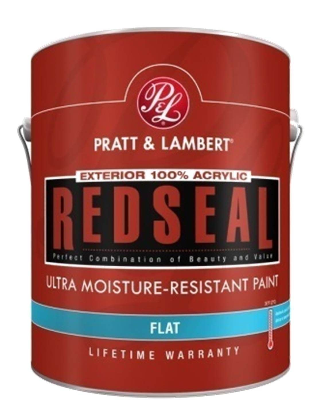 RedSeal Exterior Ultra-Moisture Resistant Waterborne Paint | use on ...