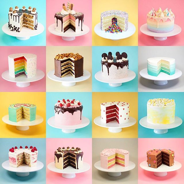 We Re Super Excited To Announce The Launch Of Our New Cakes Menu Featuring Some Brand Flavours Tweaked Favourites And Return Unicorn Cake