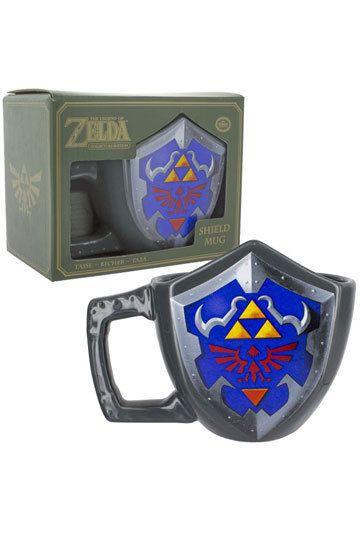 Legend of Zelda Tasse Hylia-Schild 11 cm NEU OVP