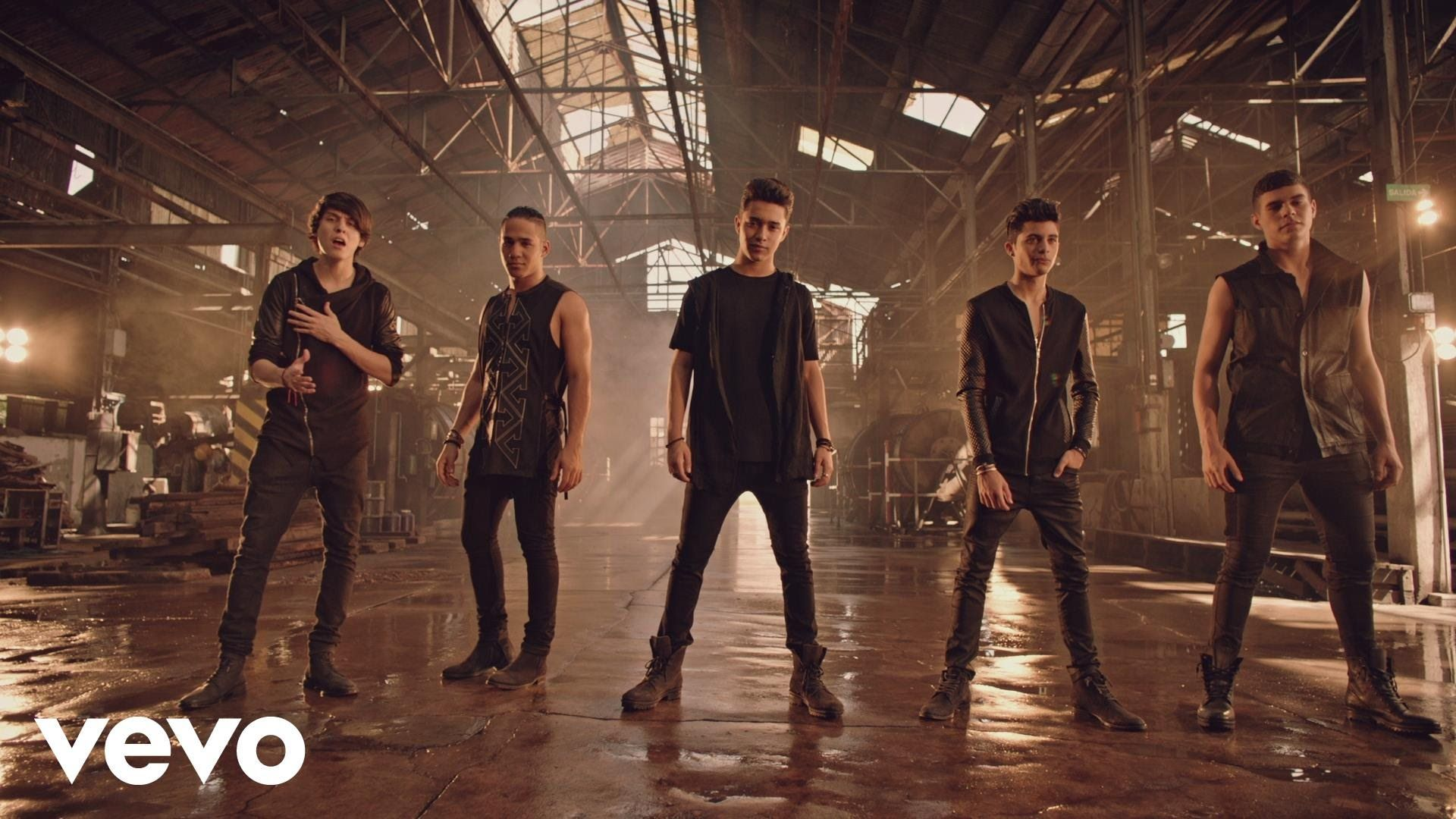 CNCO Quisiera (Official Video)