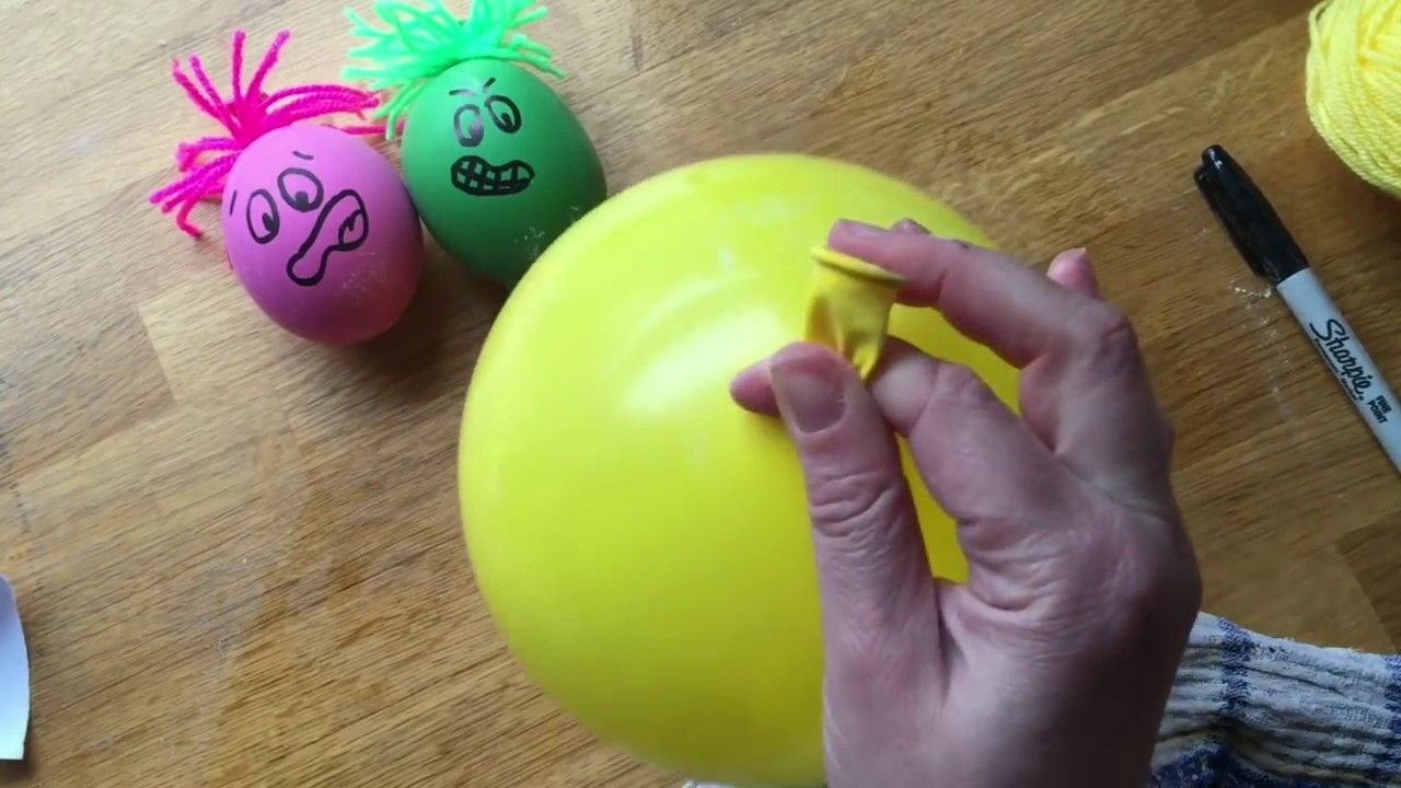 Diy crafts how to make a squishy stress ball easy cool diy diy crafts how to make a squishy stress ball easy cool diy project solutioingenieria Images