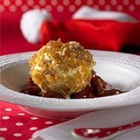 Schneeballe Mit Zimtpflaumen Rezept Lebensmittel Essen Deutsche Desserts Dessert Ideen