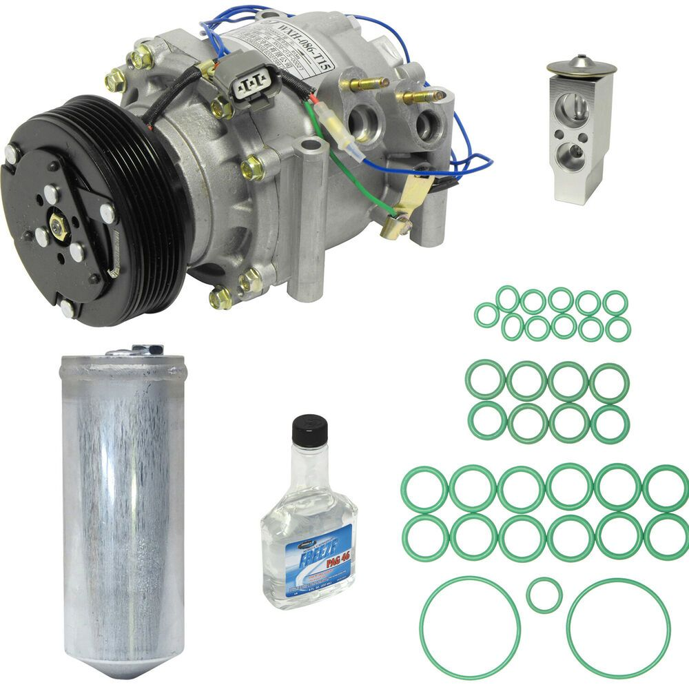 New Auto Air AC Conditioning Compressor Repair Kit For 02