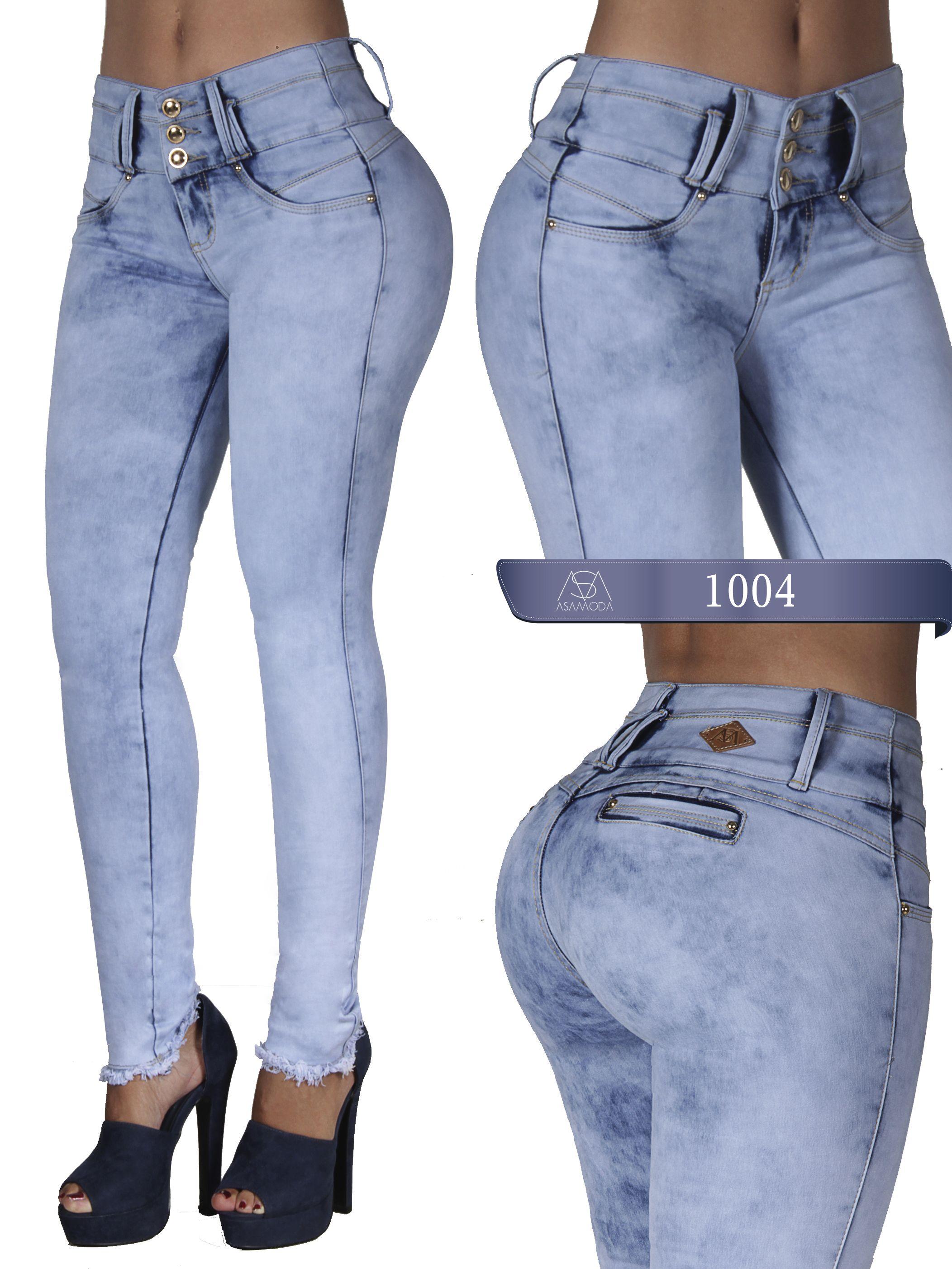 408f9eb0d9b ASA Moda Jeans 100% Colombian