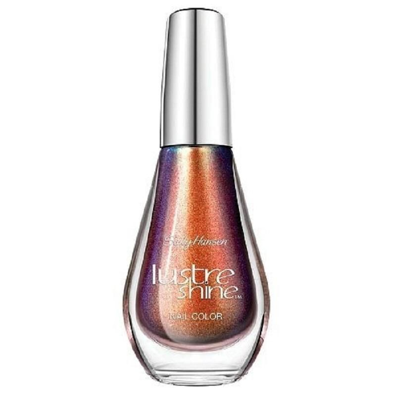 Sally Hansen Lustre Shine Nail Color Nail Polish - Firefly | Luster ...