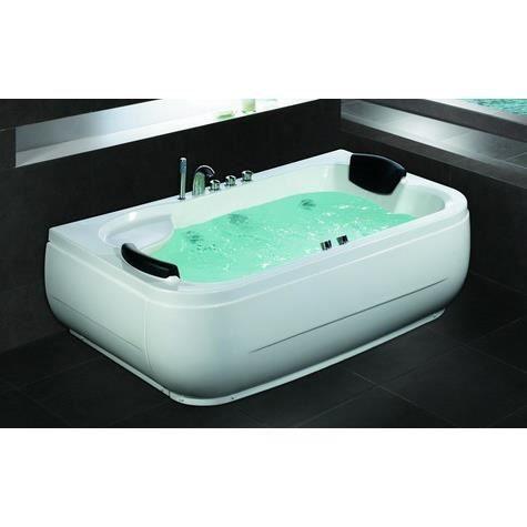 les 25 meilleures id es de la cat gorie baignoire 2 places. Black Bedroom Furniture Sets. Home Design Ideas
