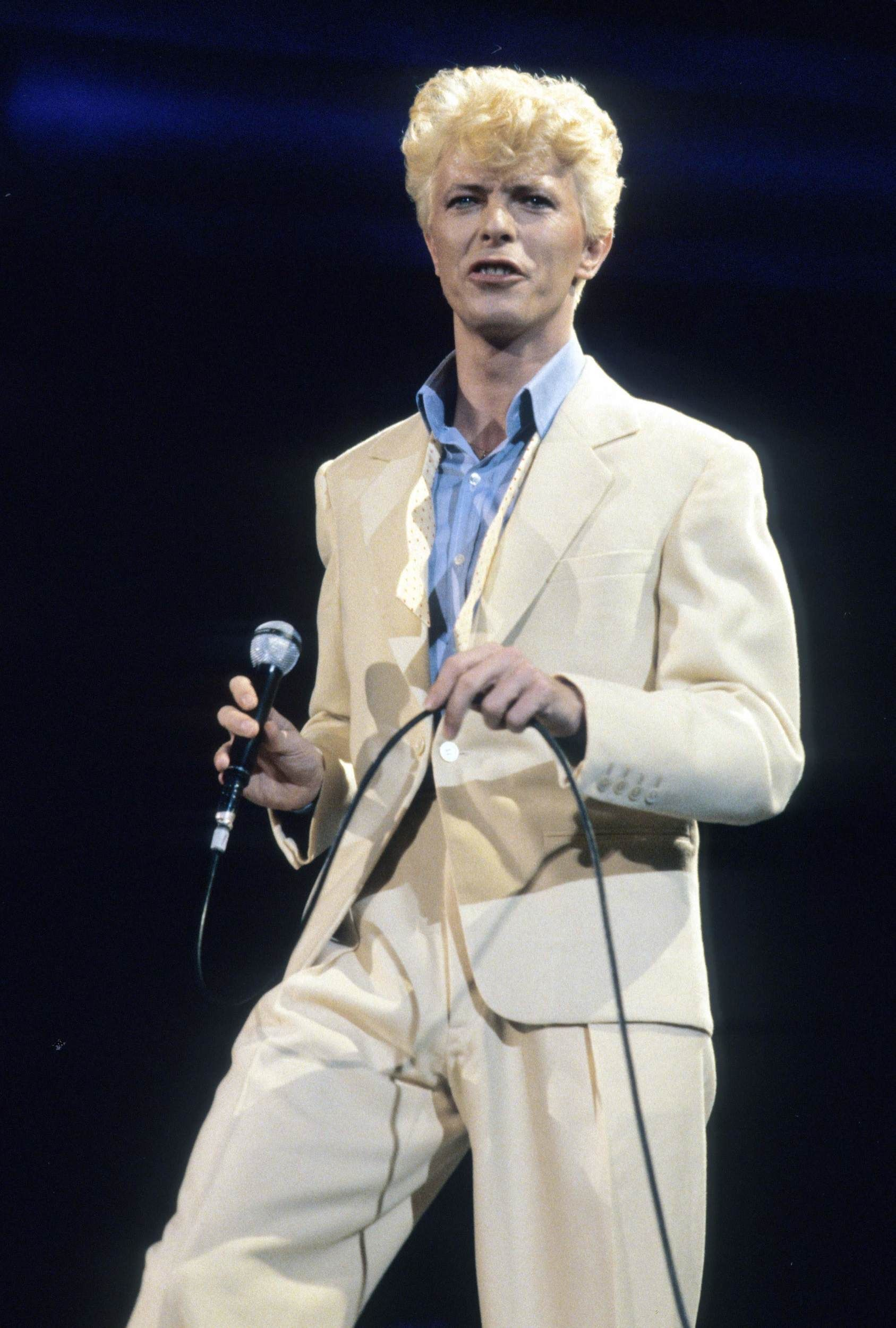 Bing Crosby S Kids Recall Dad S Duet With David Bowie David Bowie David Bowie Starman Bowie