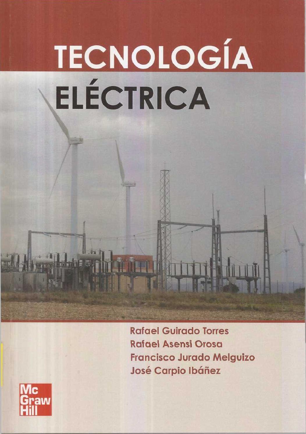 Circuito Que Recorre La Electricidad Desde Su Generación Hasta Su Consumo : Tecnología eléctrica mcgraw hill libros de ingenieria