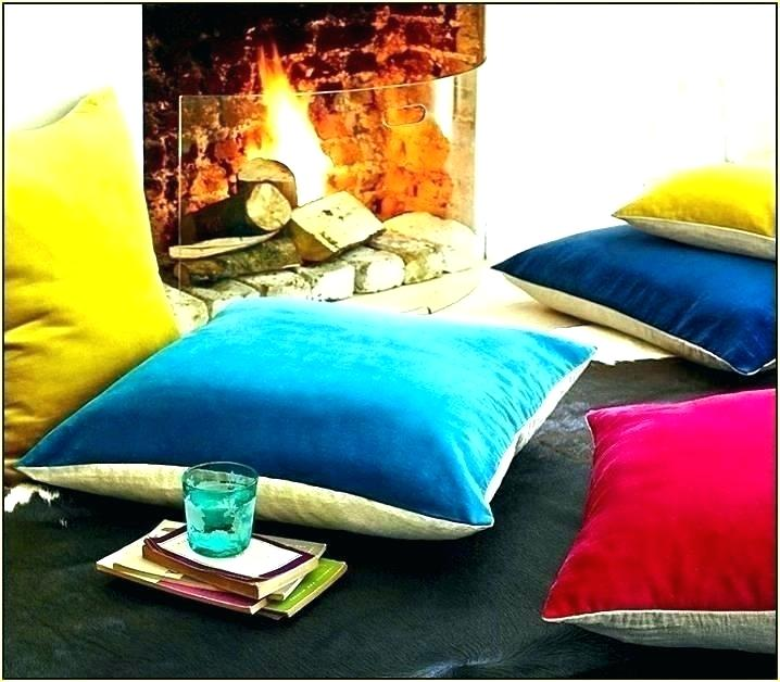Floor Pillows Outdoor Large Giant Cushions Moroccan Tufted Floor Pillows Moroccan Floor Pillows Floor Pillows
