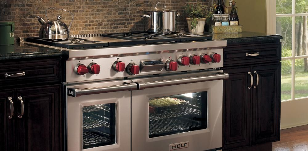 What Is The Best 48 Inch Professional Range Thermador Miele Viking Wolf Bluestar Or Jenn Air We Rated Features Reliability And