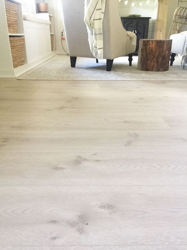 Install Pergo Laminate Flooring For A Farmhouse Look Rustic
