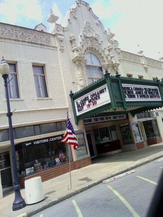 Old Theater in Miami, Oklahoma