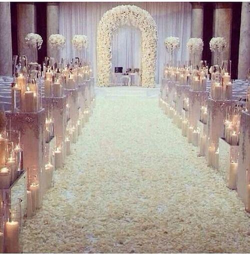 Wedding Chapel Decoration Ideas: Dreamland... Breathtaking..