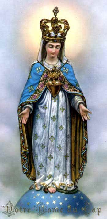 Our Lady Of The Cape, Canada  Virgin Mary, Blessed Virgin-7602
