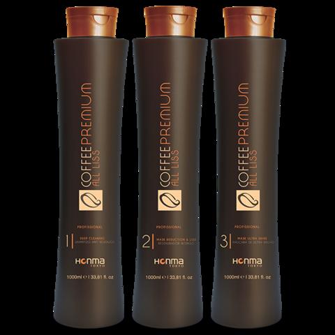 Alisado De Keratina Coffee Premium All Liss S Izobrazheniyami