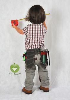 Flottes Weihnachtsgeschenk: Upcycling Werkzeuggürtel + Freebie!