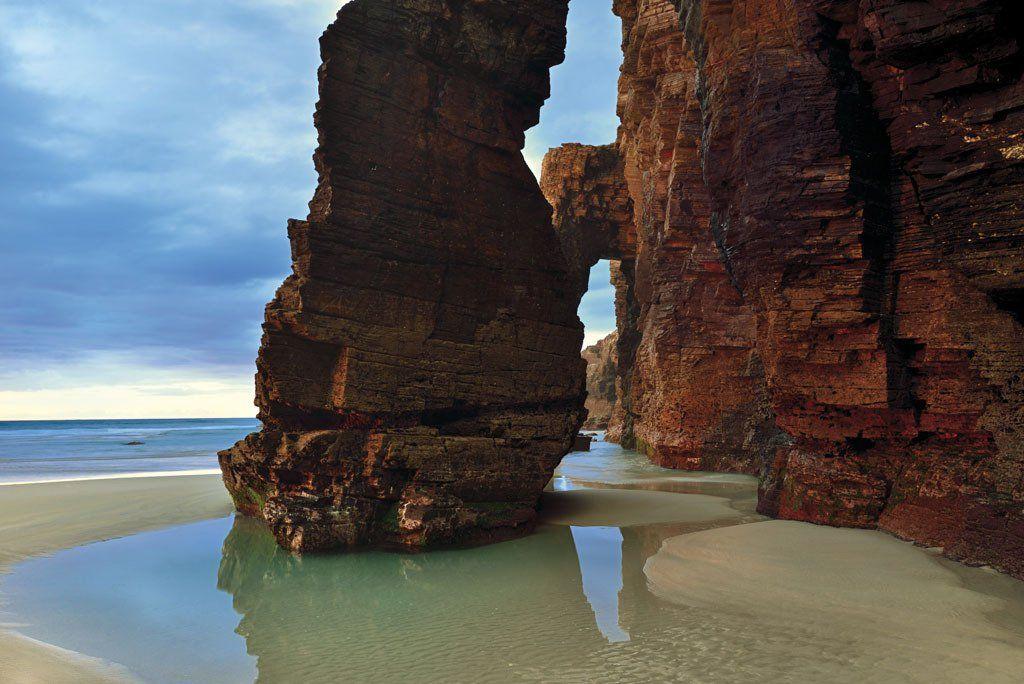 playa de las catedrales nueva zelanda