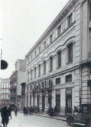 1927 Calle De Tetuán Madrid Spain Madrid Antonio Gaudí