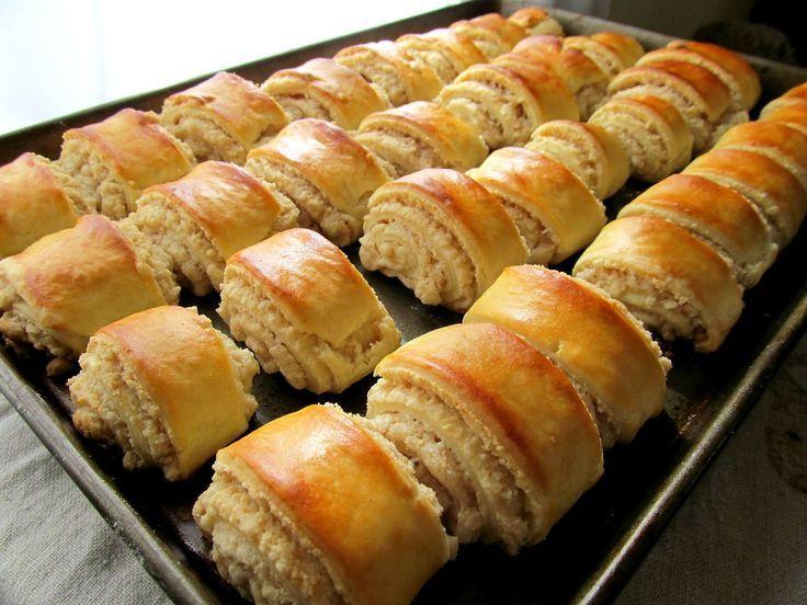 Sweet almond nazook and armenian walnut and honey nutmeg for Armenian cuisine cookbook