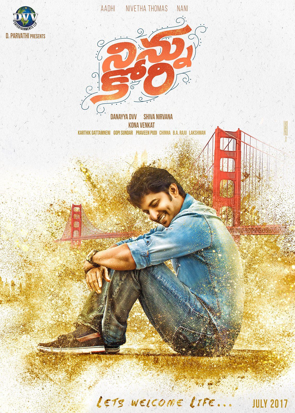 Ninnu Kori 2017 Two Lovers Pallavi And Uma Get Separated By Circumstances But Reconnect Years Later Wh In 2020 Telugu Movies Download Ninnu Kori Movie Full Movies