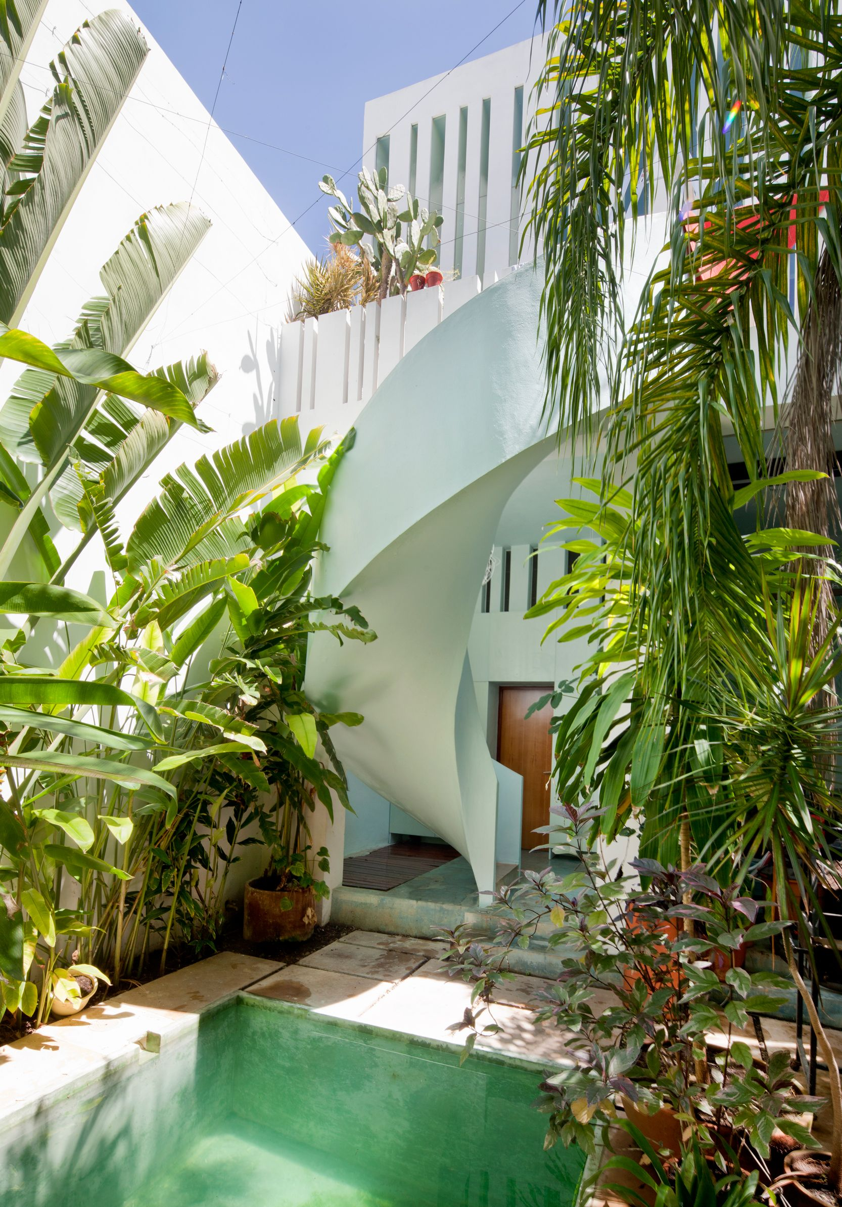 5 Beautiful Mexican Villas From Annie Kelly S Casa Mexico
