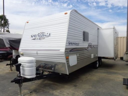 Check Out This 2006 Keystone Springdale 269rlls Listing In Colton Ca 92324 On Rvtrader Com It Is A Travel Trailer Rvs For Sale Giant Rv Recreational Vehicles