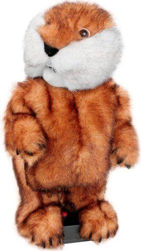 Official Caddy Shack Dancing Gopher Plush Toy By Caddyshack Http Www Amazon Com Dp B000n138xc Ref Cm S Golf Gifts Teddy Bear Stuffed Animal Golf Ball Crafts