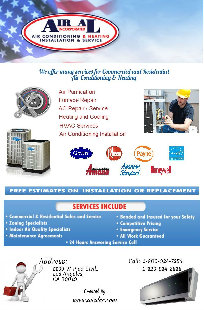 As A Licensed And Certified Hvac Contractor We Meet The Highest