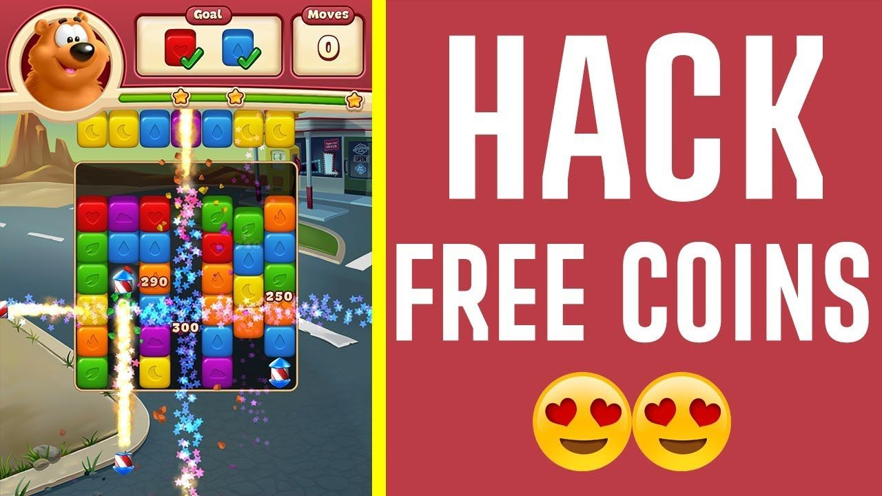 NEW] <b>Toon Blast Hack</b> | Free Coins <b>Toon Blast Hack</b> (Android/iOS ...