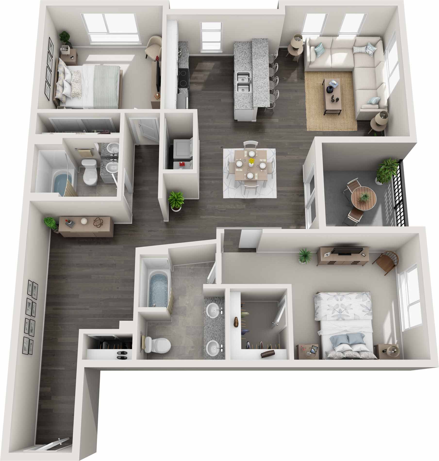 Obsessed This Is The Kind Of Space I Want In A Home House Layout Plans Sims House Plans House Plans