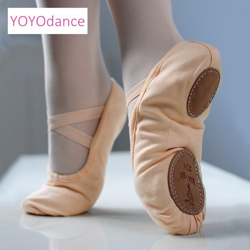 Bloch BLACK Pump Canvas Split Sole Ballet Shoe SALE 20/% OFF