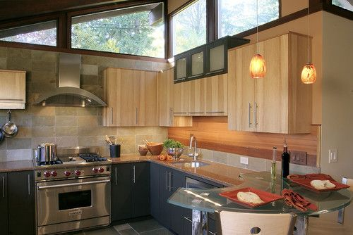 Portland Kitchen Design Nw Contemporary Kitchen  Contemporary  Kitchen  Portland