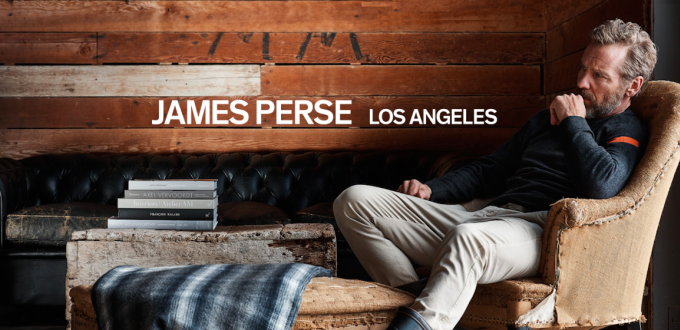 New Additions James Perse Fall 2016 Collections