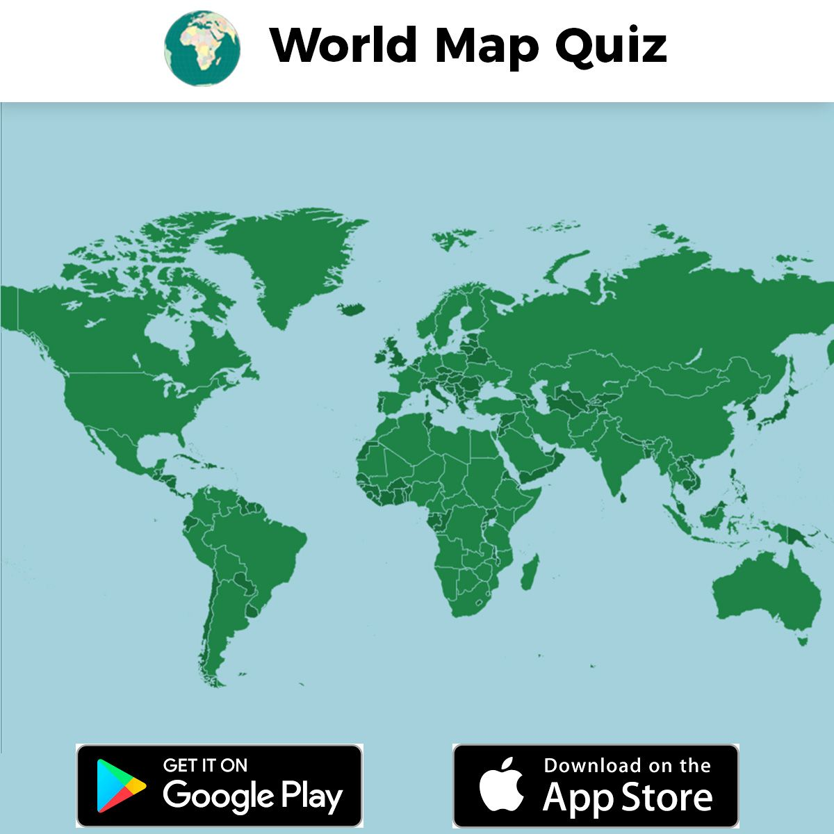 Pin on World Map Quiz
